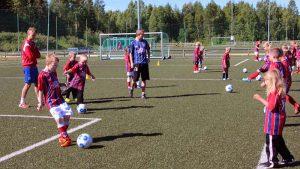 Tine Fotballskole | fuvo.no